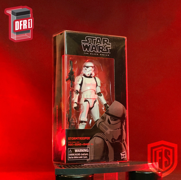 Star Wars Black Series Collection - Hasbro red box