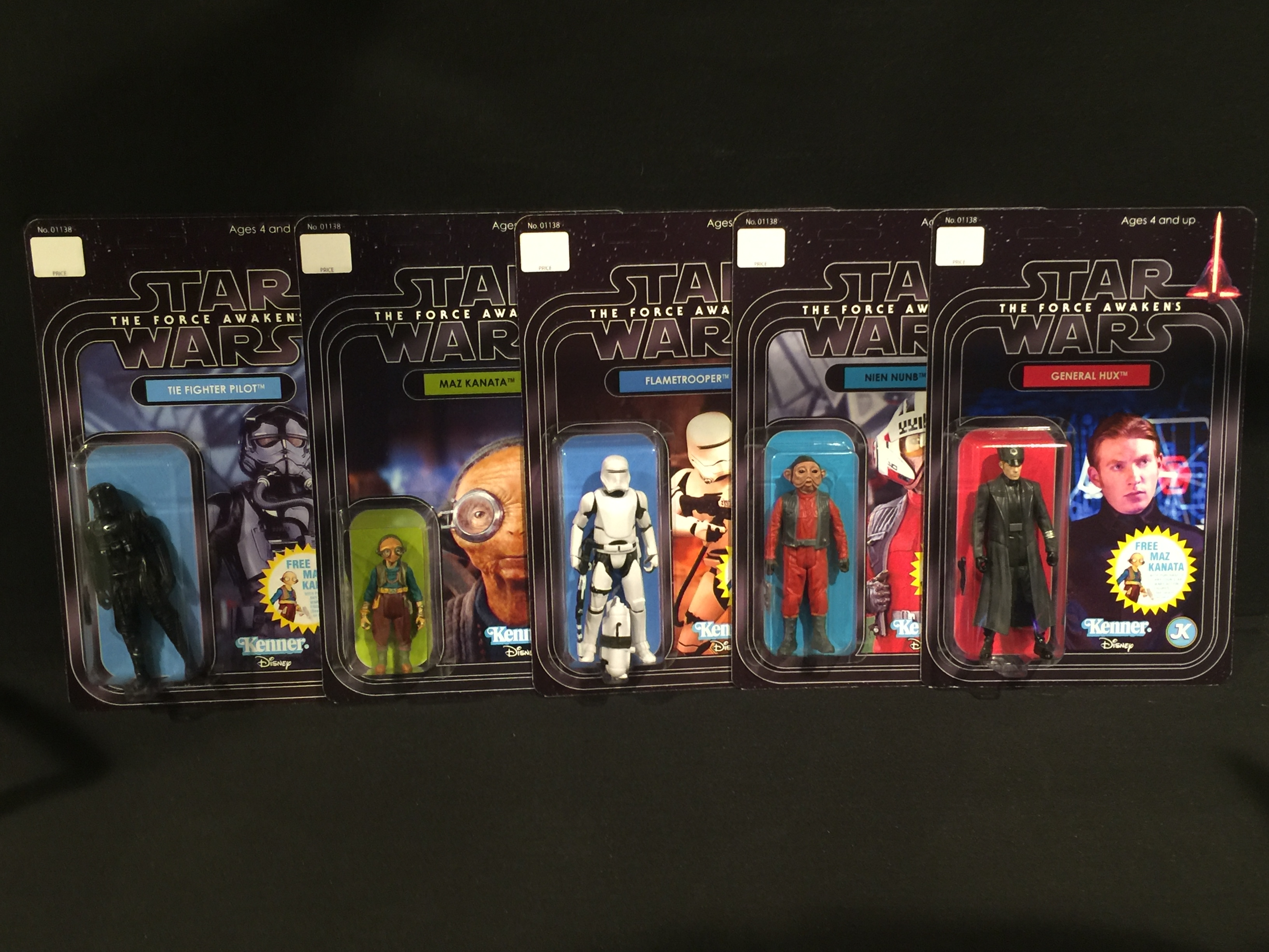 TFA Assorted Figures 1