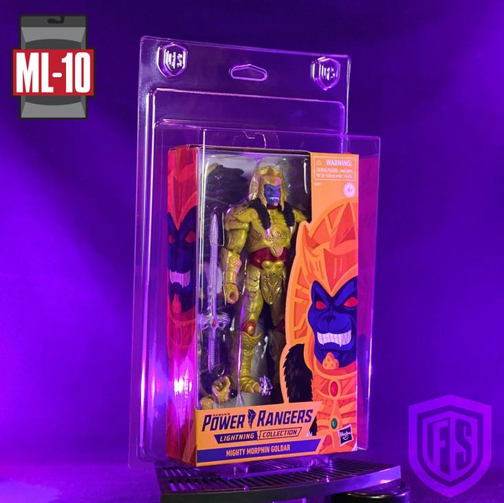 Power Rangers Lightning Collection - Hasbro