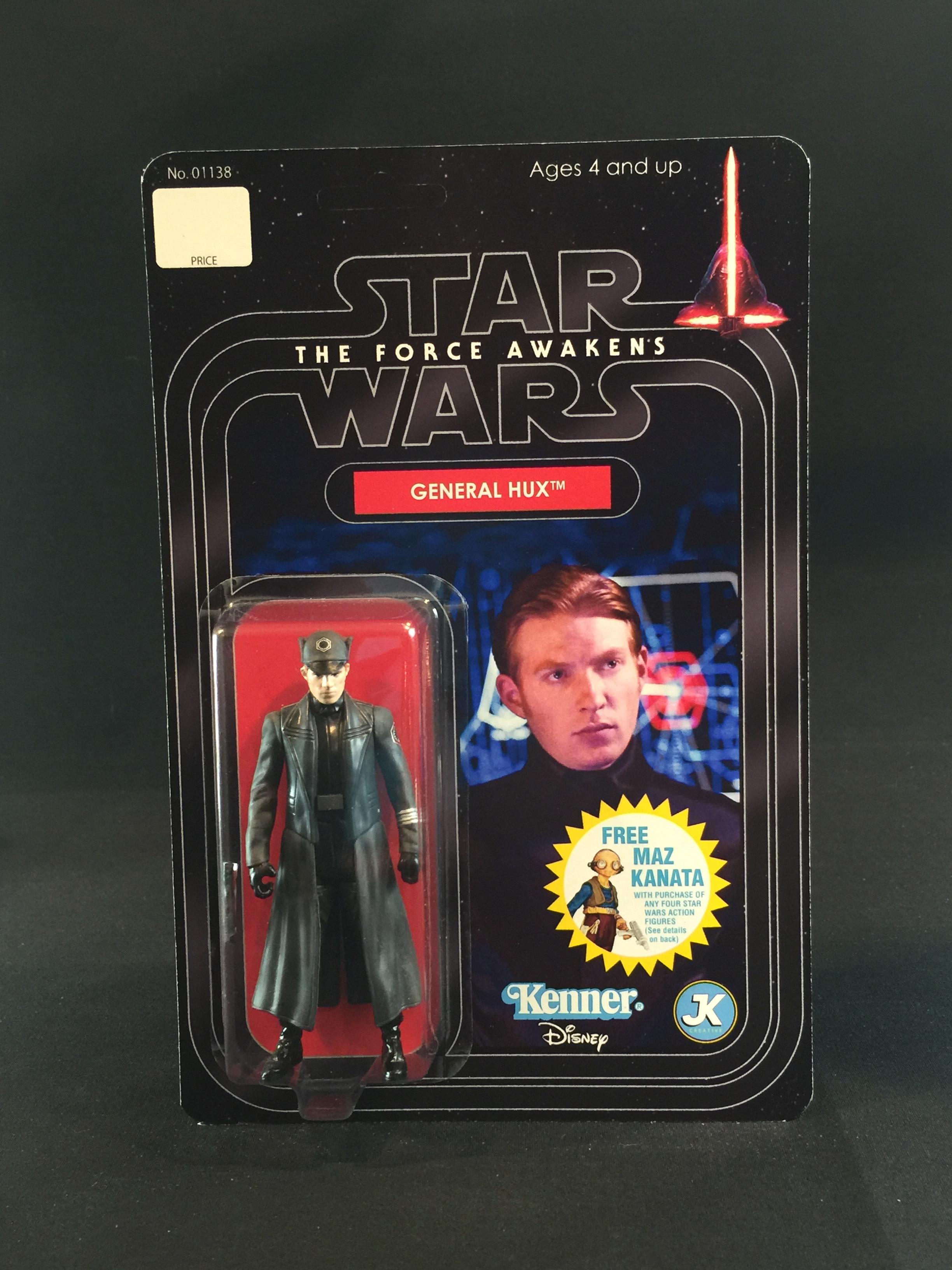 General Hux - TFA