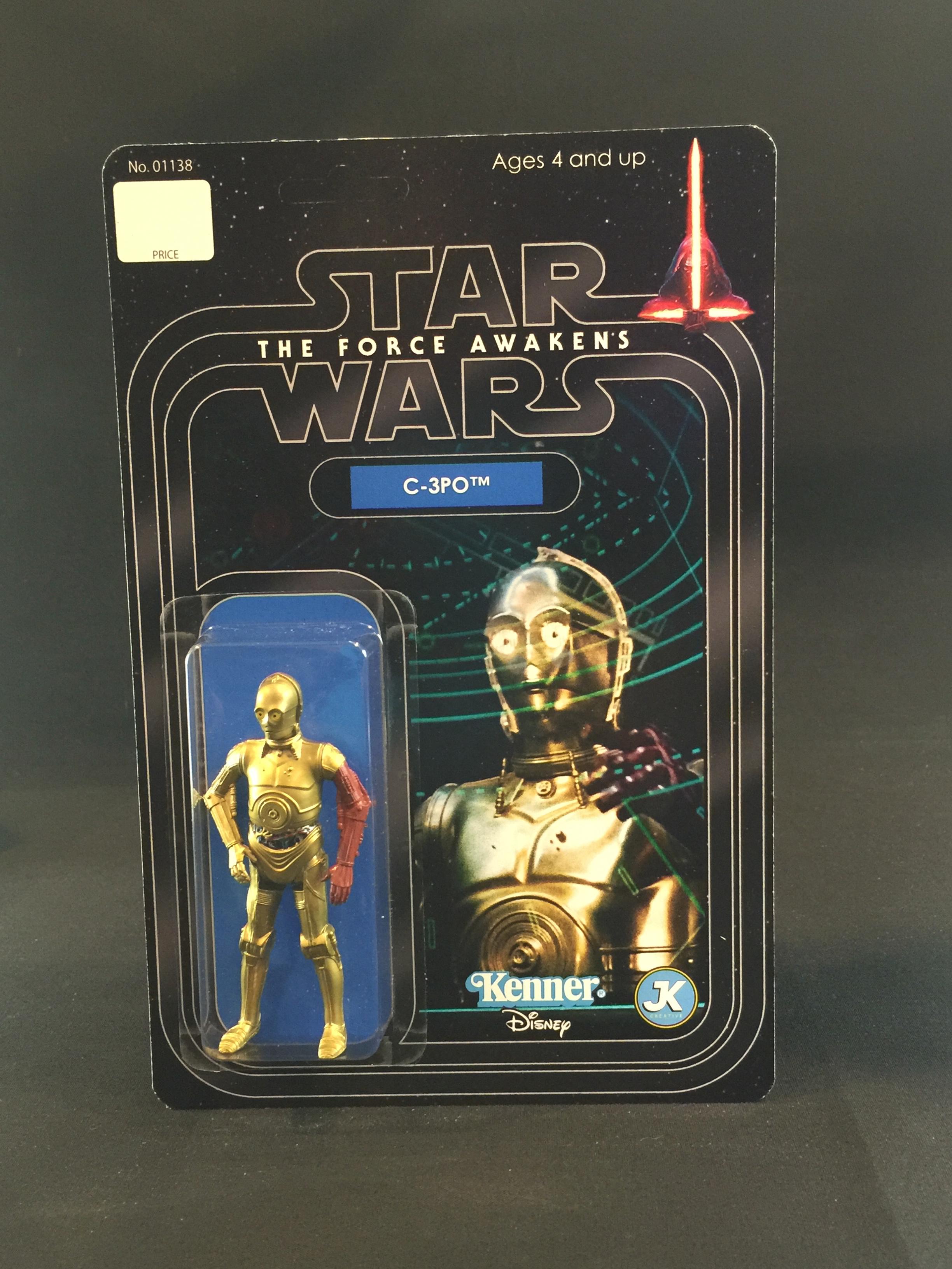 C-3PO - TFA
