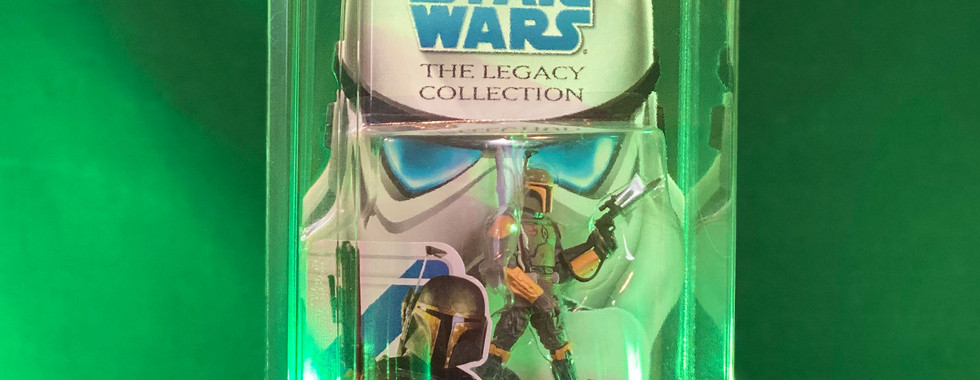 Star Wars Legacy Collection - Hasbro