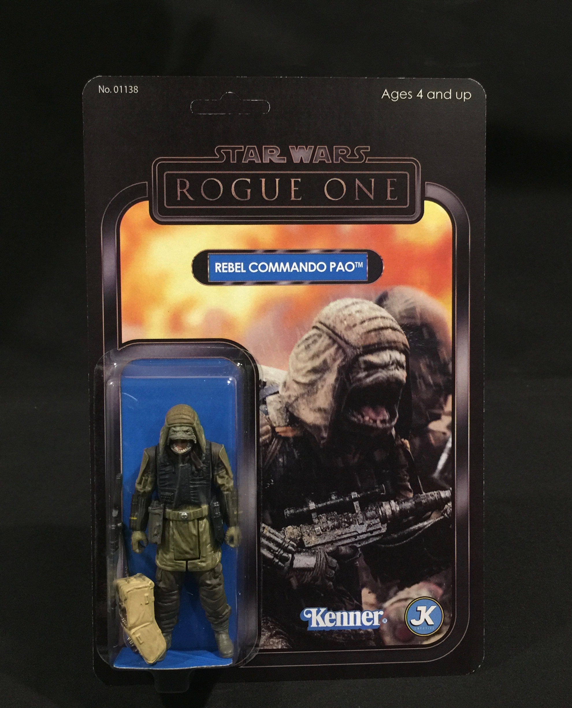 Rebel Commando Pao - Rogue One