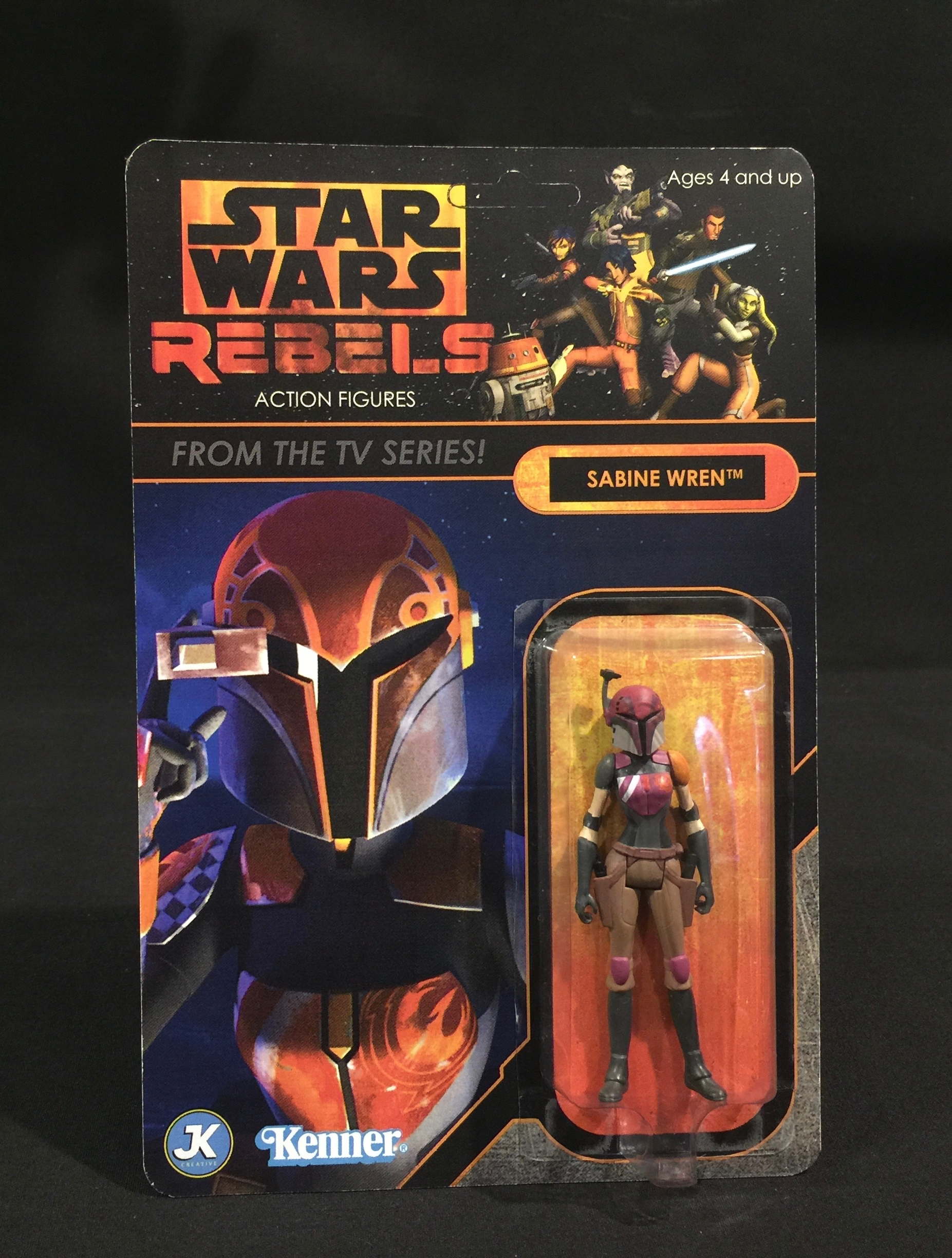 Sabine Wren - Rebles