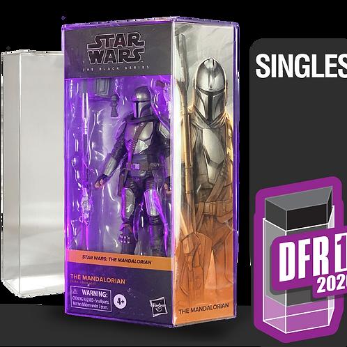 Singles Pack Deflector Box 2020 Star Wars Black Series FigureShield - DFR-1