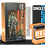 Thumbnail: Single Deflector Box Orange/Blue Star Wars Black Series FigureShield - DFR-1