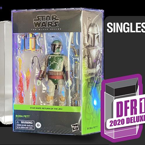 Singles Deflector Box 2020 DELUXE Star Wars Black Series FigureShield - DFR-1