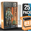 Thumbnail: 25 Pack Deflector Box Orange/Blue Star Wars Black Series FigureShield - DFR-1