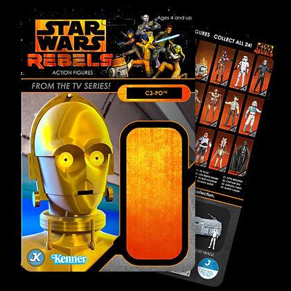 C3-PO Rebels card
