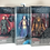 Thumbnail: 50 Pack Deflector Box Red Line Star Wars Black Series FigureShield - DFR-1