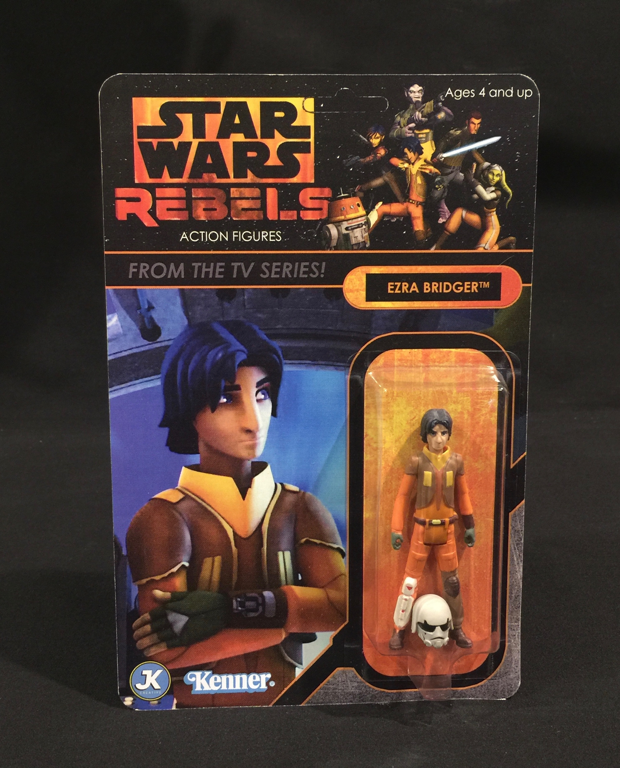 Ezra Bridger - Rebels