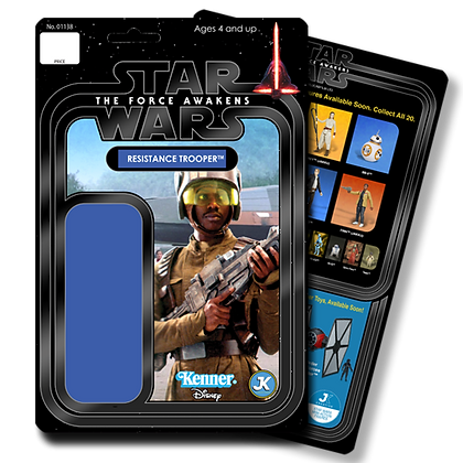 Resistance Trooper card