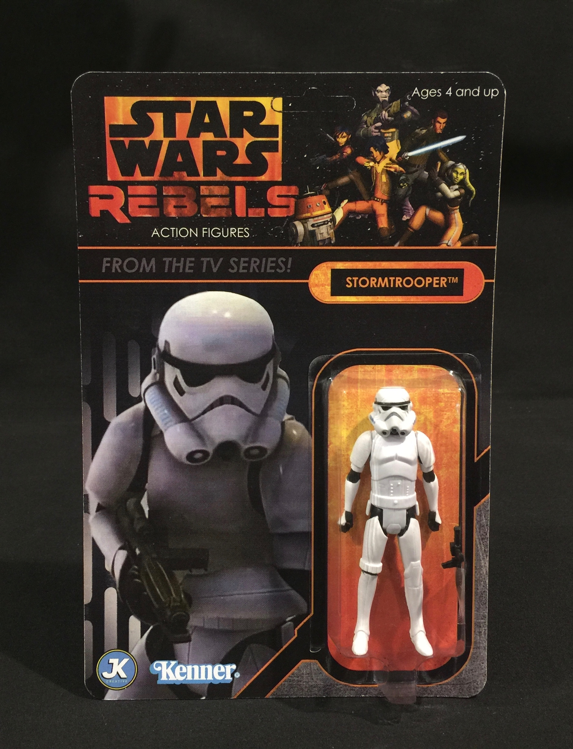 Stormtrooper - Rebels