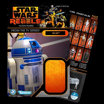 R2-D2 Rebels card