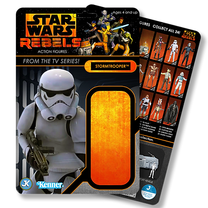 Stormtrooper Rebels card