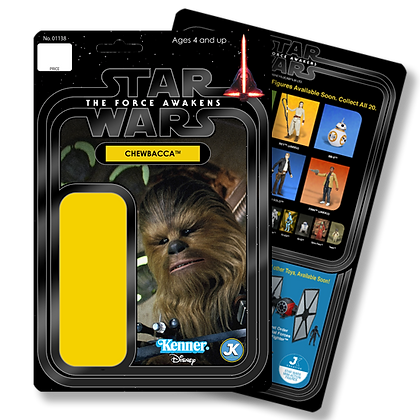 Chewbacca card