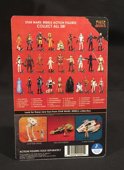 Rebels Card Back Style #2