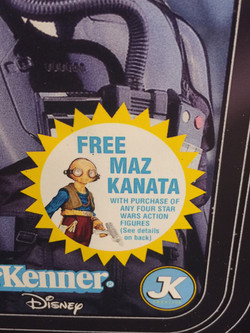 FREE MAZ offer Sticker - TFA