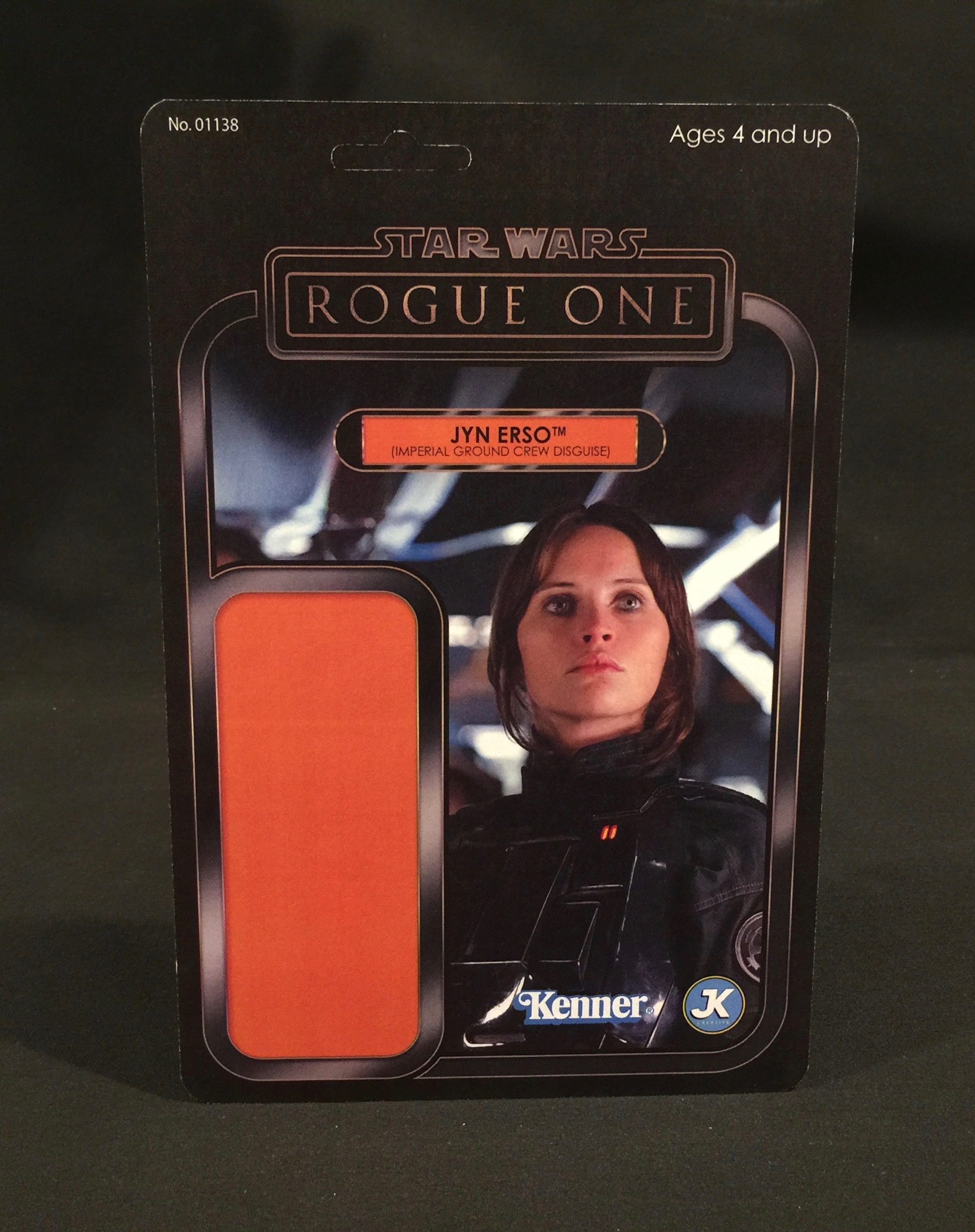Jyn Erso (Ground Crew) - Rogue One
