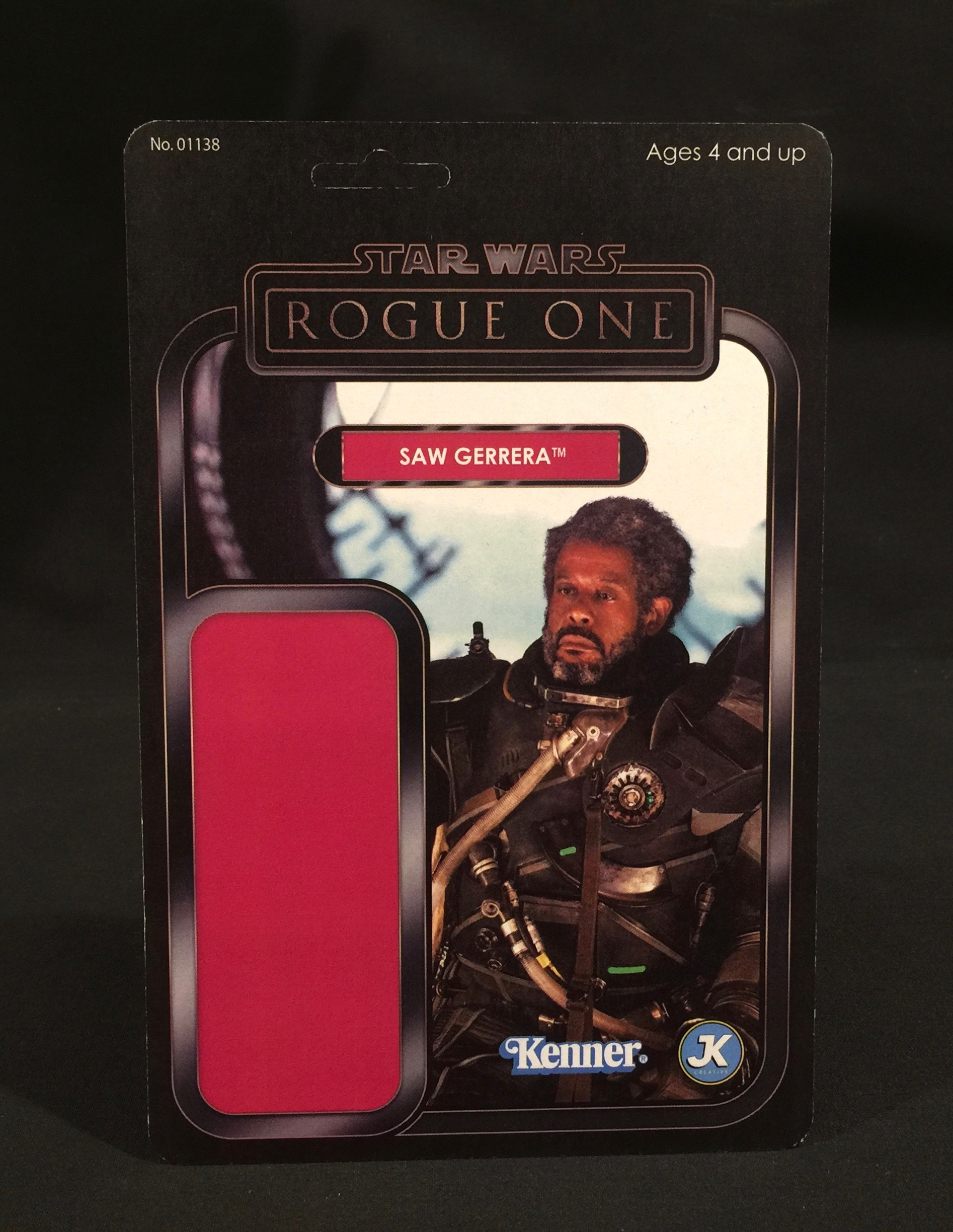 Saw Gerrera - Rogue One