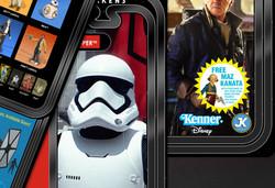 Star Wars TFA Custom Cards