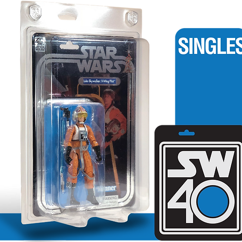 SW-40 FigureShield Clamshell -Singles