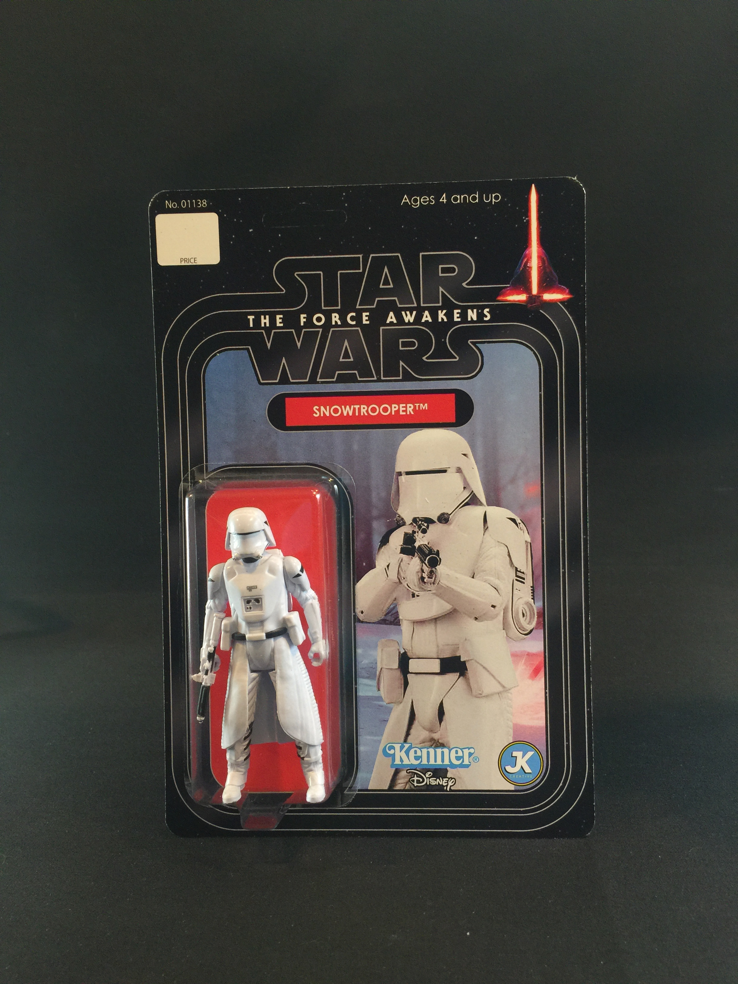First Order Snowtrooper - TFA
