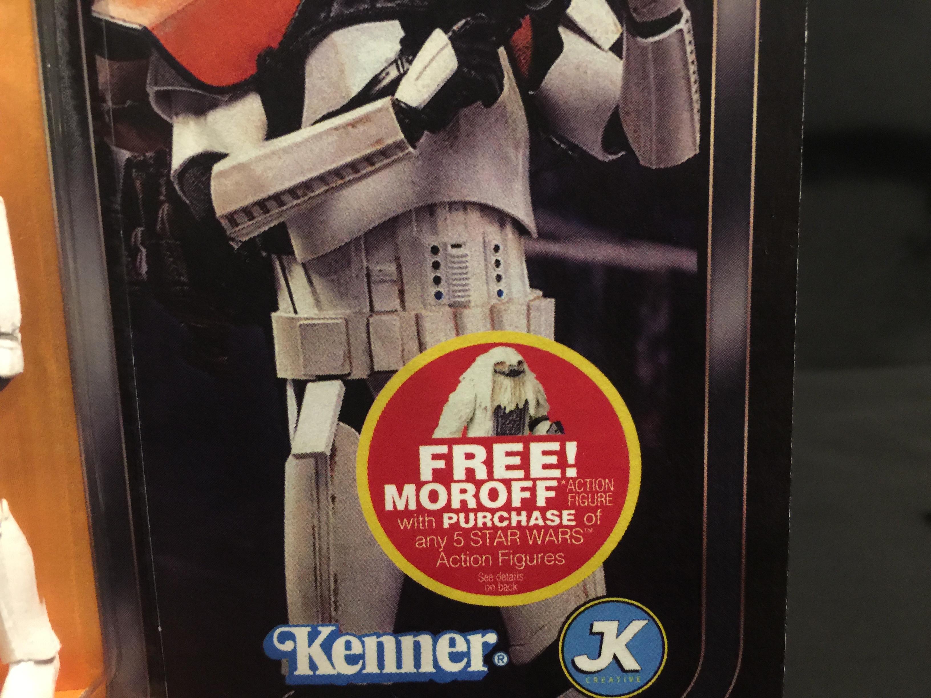 FREE Moroff Sticker - Rogue One
