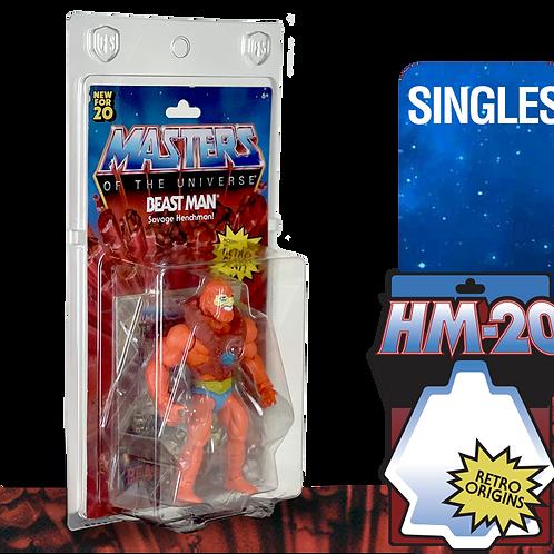 HM-20 FigureShield Clamshell - SINGLE