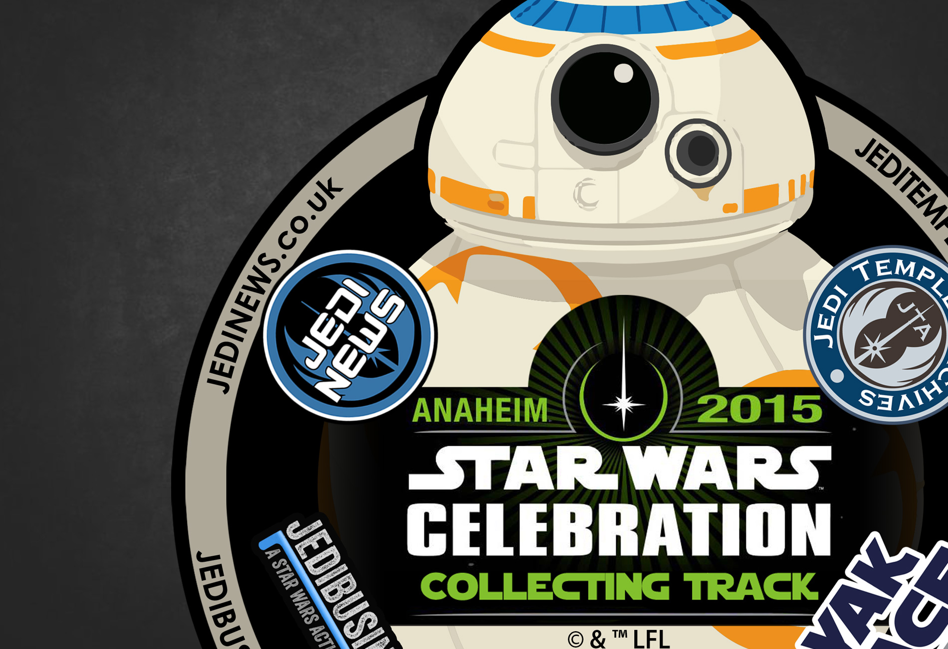 Star Wars Celebration Patch