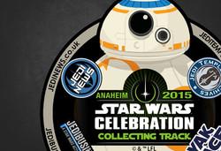 Star Wars Celebration Patch
