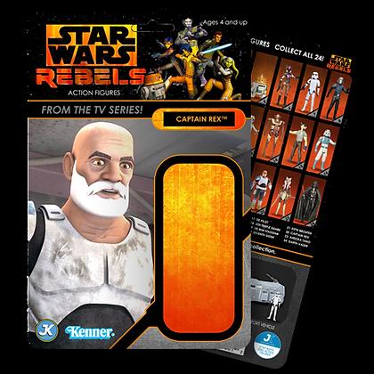 Captain Rex Rebels card