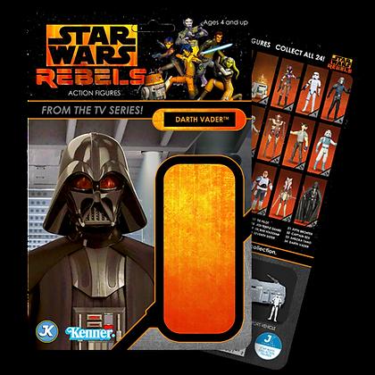 Darth Vader Rebels card