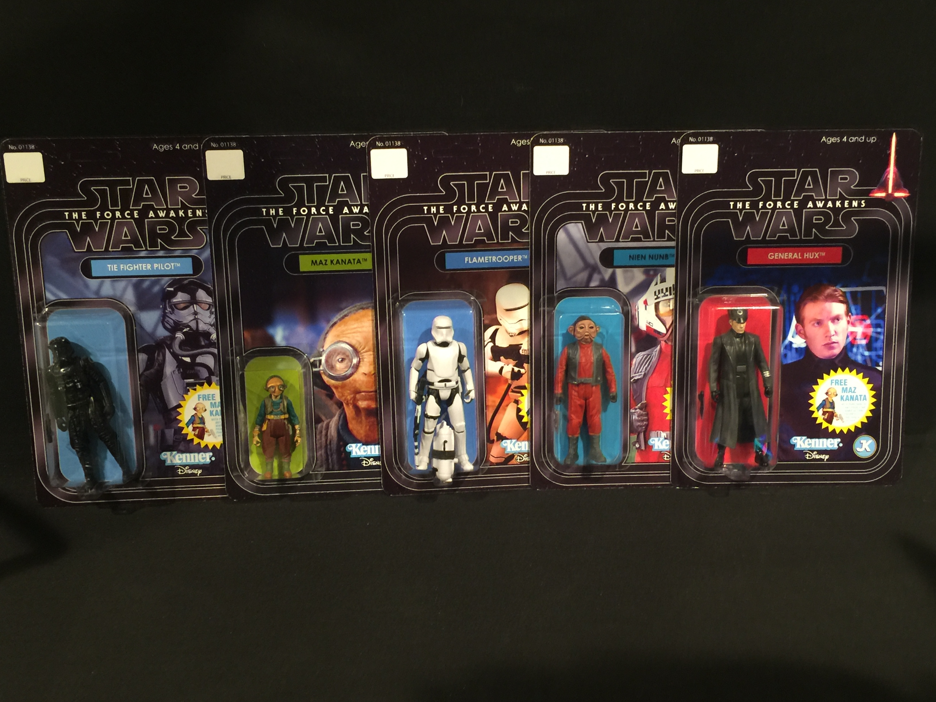 TFA Assorted Figures 2