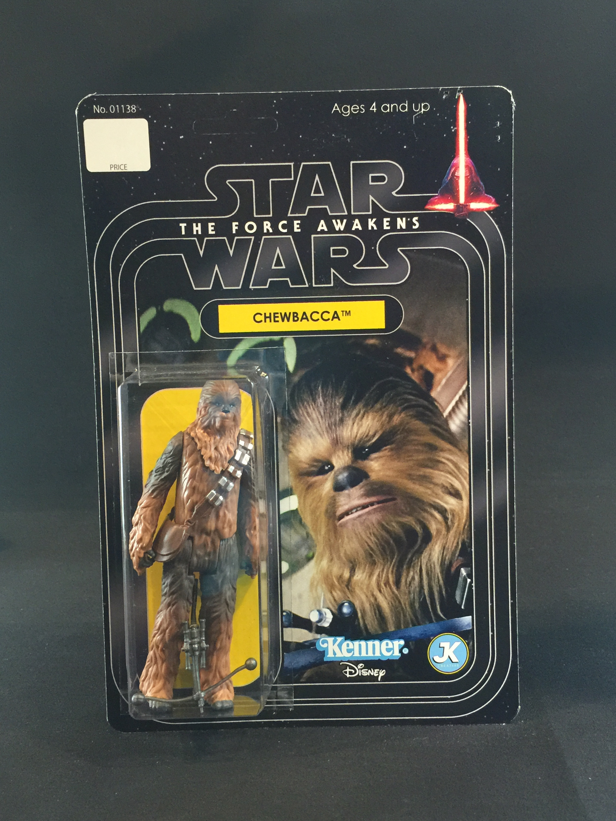 Chewbacca - TFA