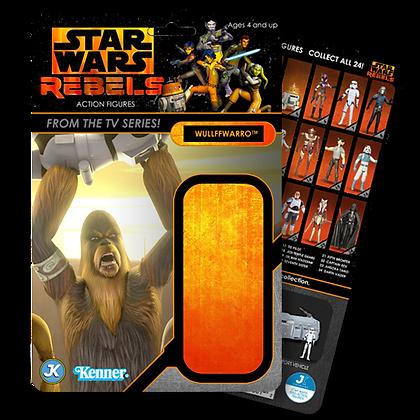 Wullffwarro Rebels card