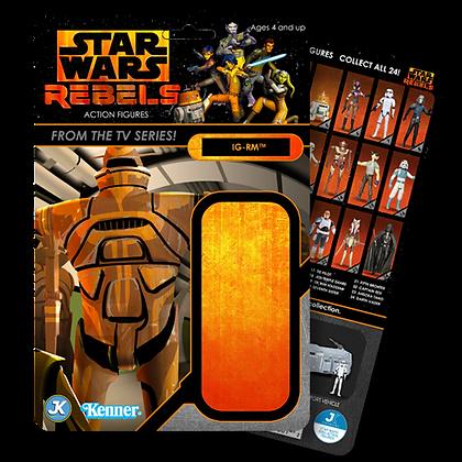 IG-RM Rebels card