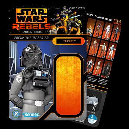 TIE Fighter Pilot Rebels card