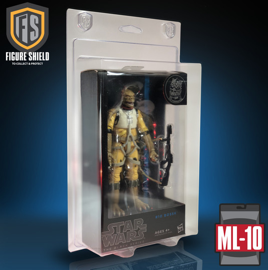 ML-10 Star Wars Black Series Bossk