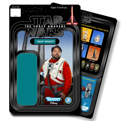 Snap Wexley card