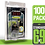 Thumbnail: ST-69 FigureShield Clamshell -100 pack
