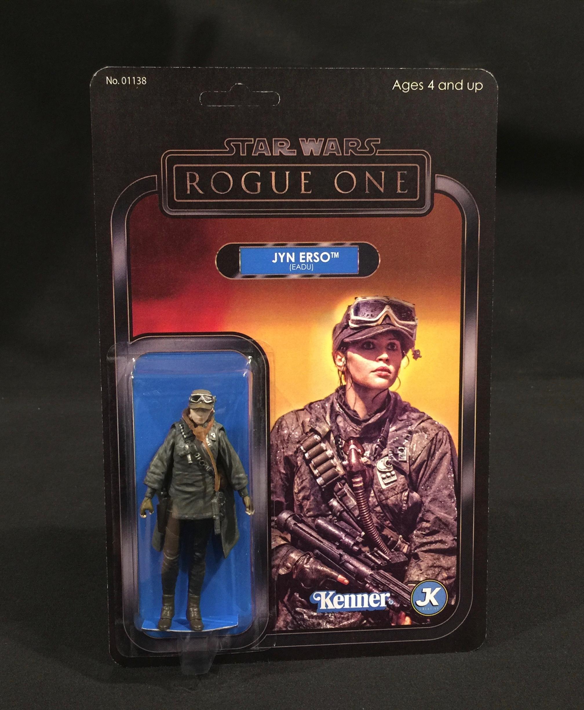 Jyn Erso (Eadu) - Rogue One