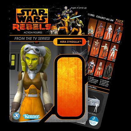 Hera Syndulla Rebels card