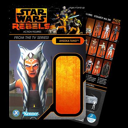Ahsoka Tano Rebels card