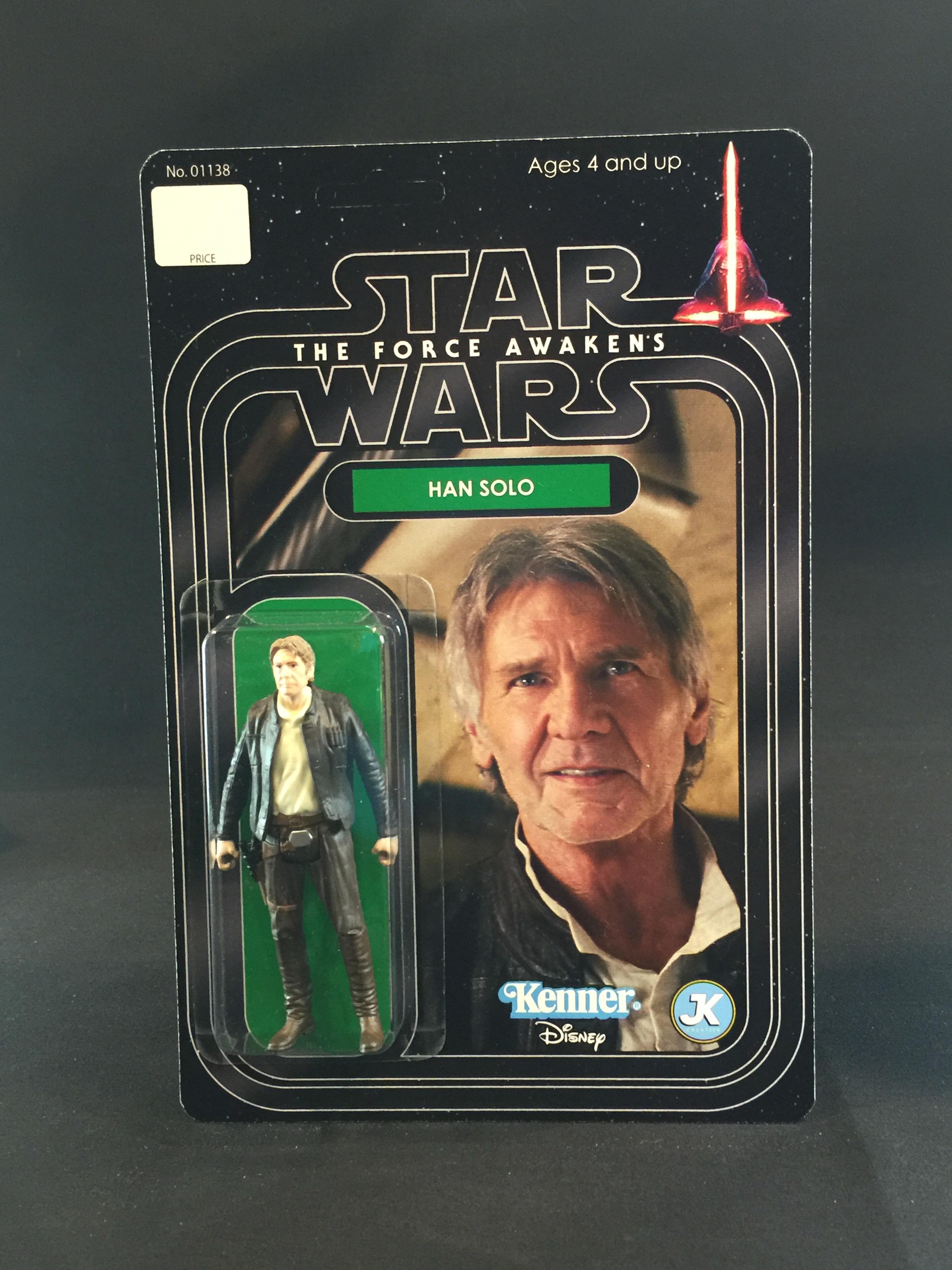 Han Solo - TFA