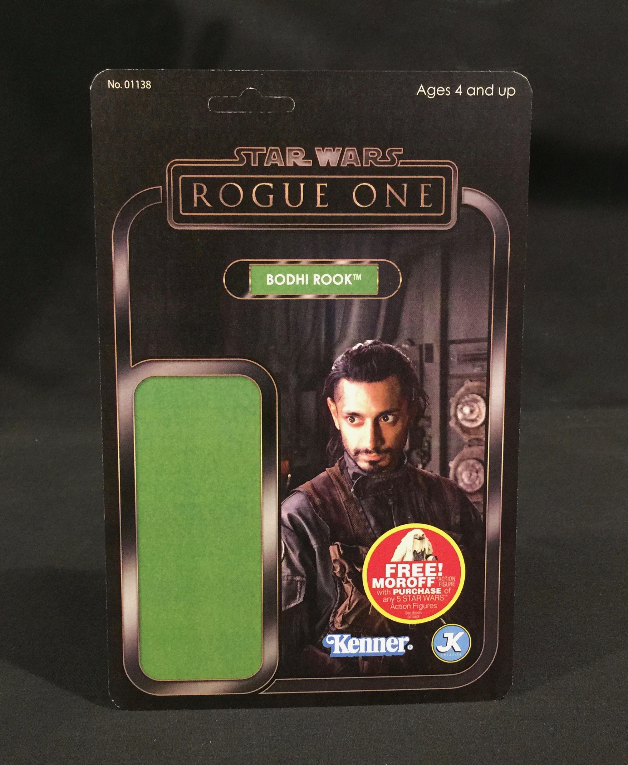Bodhi Rook - Rogue One