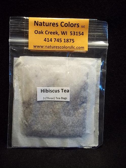 Hibiscus Tea (Bagged)