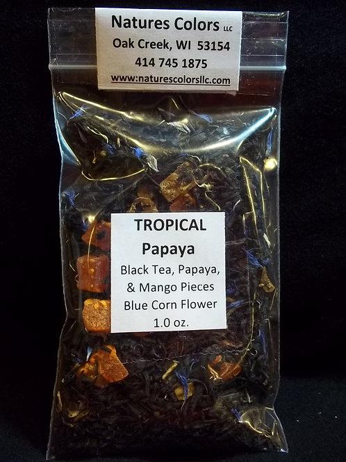 Tropical Papaya Tea