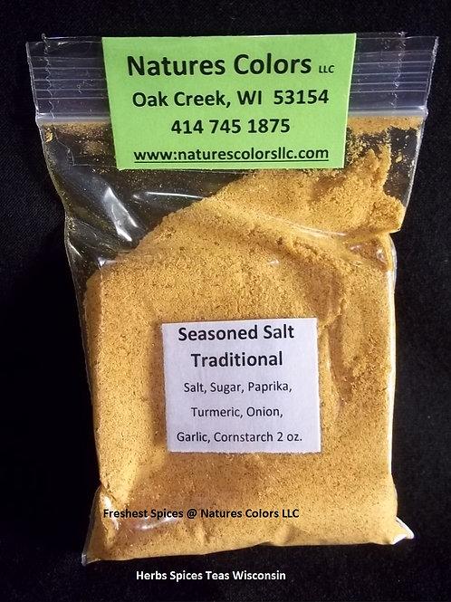 Seasoned Salt Traditiional