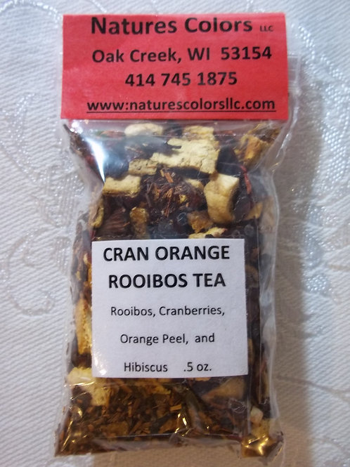 Cran Orange Rooibos Tea